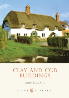 Clay and Cob Buildings, Paperback Book