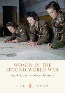 Women in the Second World War, Paperback Book