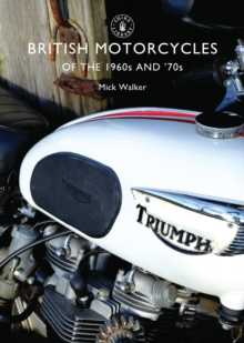 British Motorcycles of the 1960s and '70s, Paperback Book