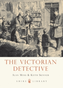 The Victorian Detective, Paperback Book