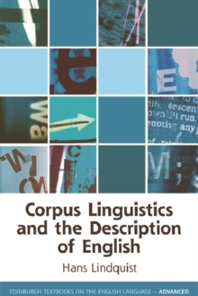 Corpus Linguistics and the Description of English, Paperback Book