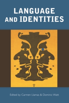 Language and Identities, Paperback Book