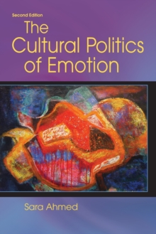 The Cultural Politics of Emotion, Paperback Book