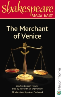 Shakespeare Made Easy: The Merchant of Venice, Paperback Book