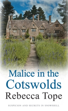 Malice in the Cotswolds, Hardback Book