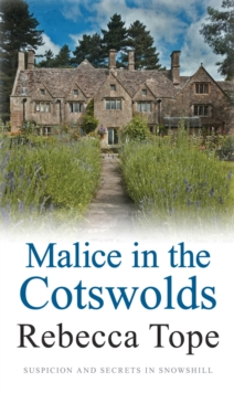 Malice in the Cotswolds, Paperback Book