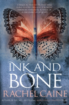 Ink and Bone, Paperback Book