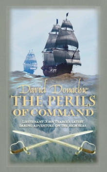 The Perils of Command, Hardback Book