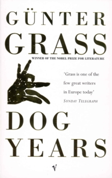 Dog Years, Paperback Book
