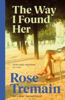 The Way I Found Her, Paperback Book