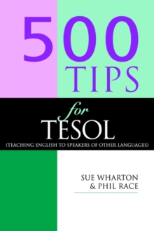 500 Tips for Tesol Teachers, Paperback Book