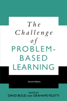 The Challenge of Problem-Based Learning, Paperback Book