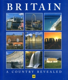 BRITAIN A COUNTRY REVEALED,  Book