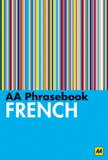 AA Phrasebook French, Paperback Book