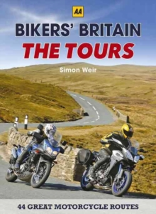 Bikers' Britain - The Tours, Spiral bound Book