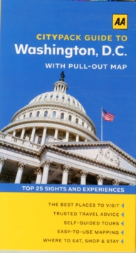 Washington D.C, Paperback Book