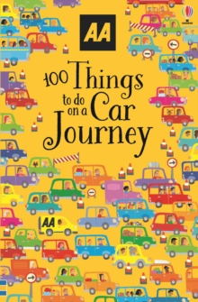 100 Things to Do on a Car Journey, Paperback Book