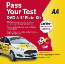 Pass Your Test & 'L' Plate Kit, Mixed media product Book