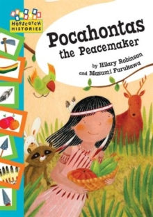 Pocahontas the Peacemaker, Paperback Book