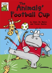 The Animals' Football Cup, Paperback Book