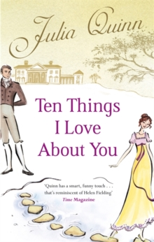 Ten Things I Love About You, Paperback Book