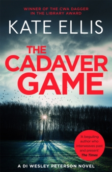The Cadaver Game, Paperback Book