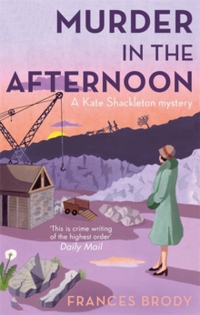 Murder In The Afternoon : Number 3 in series, Paperback Book