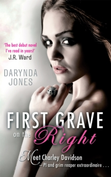 First Grave on the Right, Paperback Book