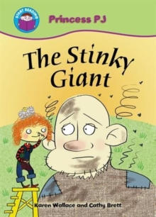 The Stinky Giant, Paperback Book