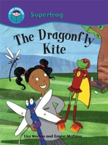 The Dragonfly Kite, Paperback Book