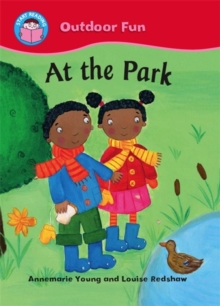 At the Park, Paperback Book