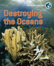 Destroying the Oceans, Paperback Book