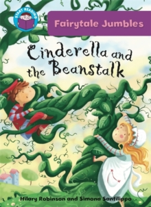 Cinderella and the Beanstalk, Paperback Book