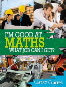 Maths What Job Can I Get?, Paperback Book