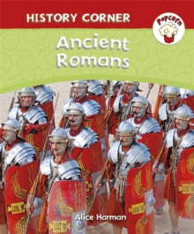 Ancient Romans, Paperback Book