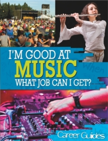 Music What Job Can I Get?, Hardback Book