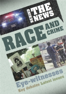 Race and Crime, Hardback Book