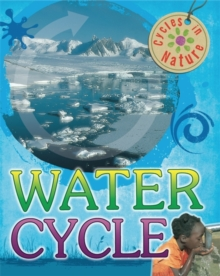 The Water Cycle, Paperback Book