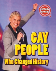 Gay People Who Changed History, Paperback Book