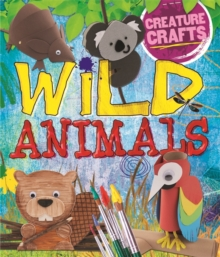 Wild Animals, Hardback Book
