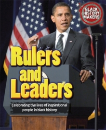 Rulers and Leaders, Paperback Book