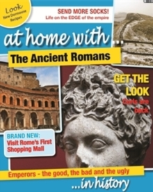 The Ancient Romans, Paperback Book