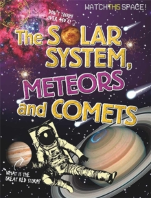 The Solar System, Meteors and Comets, Paperback Book