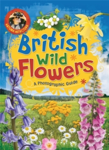 British Wild Flowers, Paperback Book