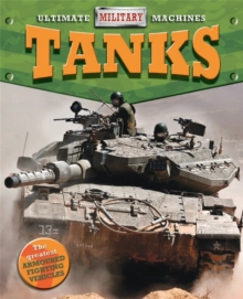 Tanks, Hardback Book
