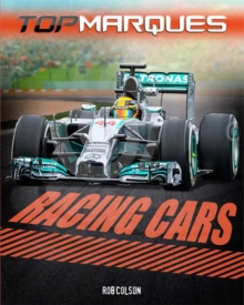 Racing Cars, Paperback Book