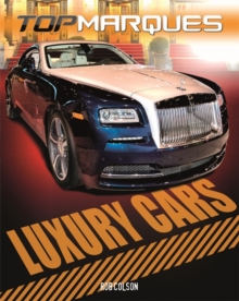 Luxury Cars, Paperback Book