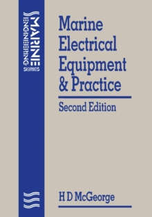 Marine Electrical Equipment and Practice, Paperback Book