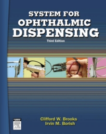 System for Ophthalmic Dispensing, Hardback Book