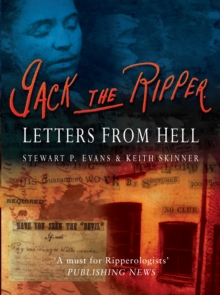 Jack the Ripper : Letters from Hell, Paperback Book